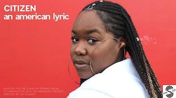 """""""Citizen: An American Lyric"""""""