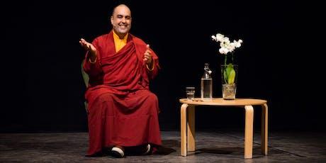 'Forgiveness' a talk by  Gelong Thubten tickets