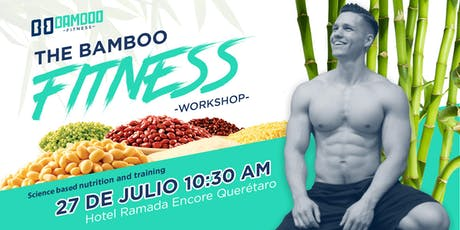 The Bamboo Fitness entradas