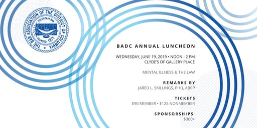 BADC Annual Luncheon 2019