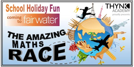 The Amazing Maths Race tickets
