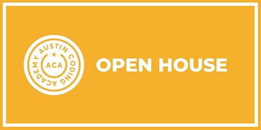 Austin Coding Academy | Open House | @ Capital Factory | 7.31.19