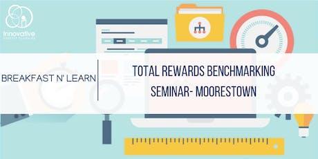 2019 Benchmarking Seminar 7/26/19 Moorestown tickets