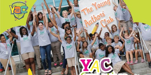 Young Authors' Club Creative Writing Camp