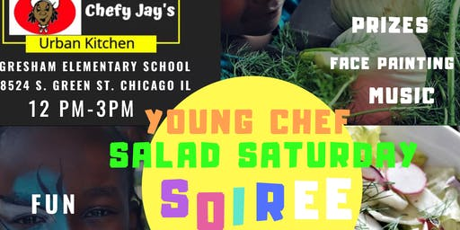 Chefy Jay's UrBn Young Chef Salad Soiree
