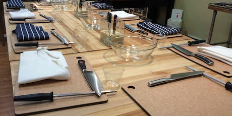 Essential Knife Skills with Catherine Walthers tickets
