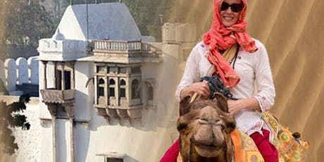 How to Ride a Camel: Yoga & Ayurveda Lifestyle Immersion  tickets