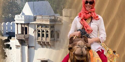 How to Ride a Camel: Yoga & Ayurveda Lifestyle Immersion