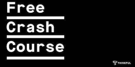 Free Crash Course | Data Analytics tickets