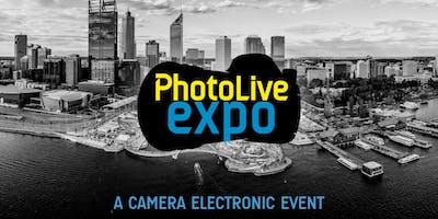 Photo Live Expo 2019 Workshop Series