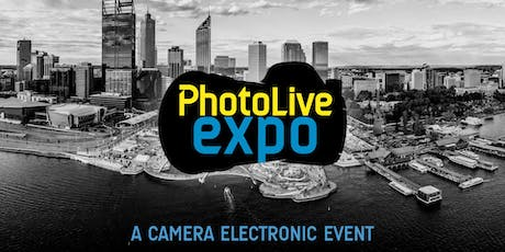 Photo Live Expo 2019 Workshop Series tickets