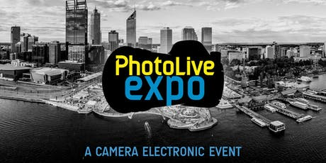 Photo Live Expo 2019 Speaker Sessions tickets