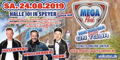Megapark on Tour OPEN AIR - Speyer