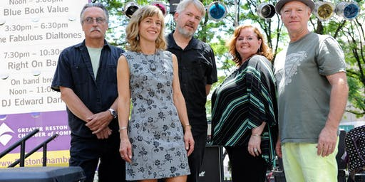 They're back! Live Music with the Bluebook Value Band