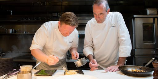 Workshop Series: Pre-Shift with Executive Pastry Chef Dan Kleinhandler - Friday, June 21