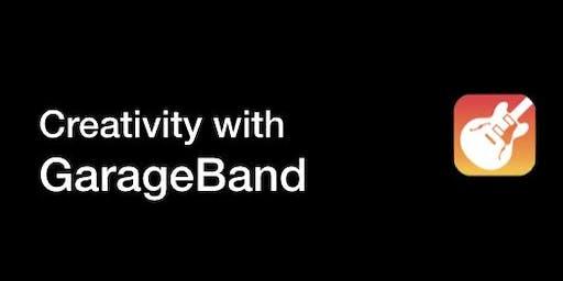 Creativity with GarageBand