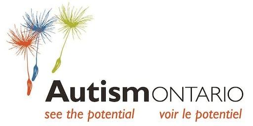 Autism Ontario - Meditative Mindfulness Class for Parents /  Pleine conscience en méditation - Whitby