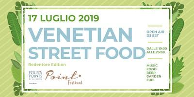 Venetian Street Food - Redentore Edition
