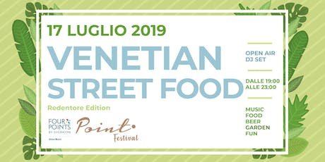 Venetian Street Food - Redentore Edition tickets