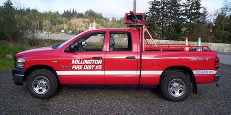Millington Fire TIM Training tickets