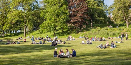Parks and People, Stronger Together - East Midlands tickets