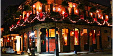 French Quarter Holiday Home Tour - Patio Planters of the Vieux Carré tickets