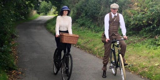 Talk on the Green Bicycle Mystery