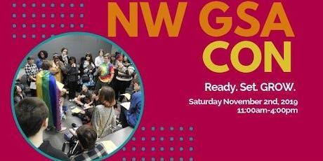 NW GSA Con 2019 tickets
