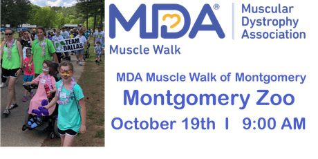 MDA Muscle Walk of Montgomery tickets