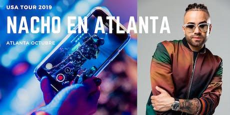 NACHO LA CRIATURA EN ATLANTA tickets