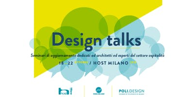 7 DESIGN TALKS HOST 2019