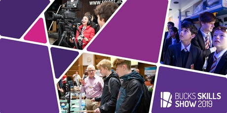Bucks Skills Show 2019 - Buckinghamshire's Largest Interactive Careers Fair tickets