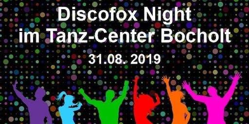 Schlager & Discofox Night in Bocholt
