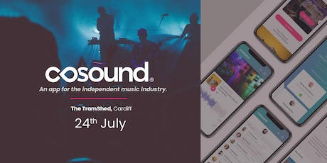 Cardiff Music Industry Networking Event hosted by Cosound tickets