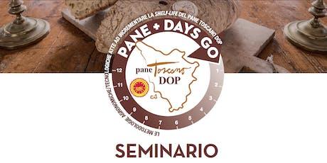 Seminario Pane+Days tickets