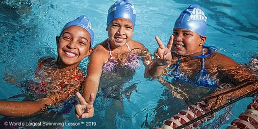 FREE SWIM LESSON-World's Largest Swim Lesson ™