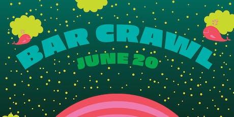 Pre-Green City Bar Crawl! tickets