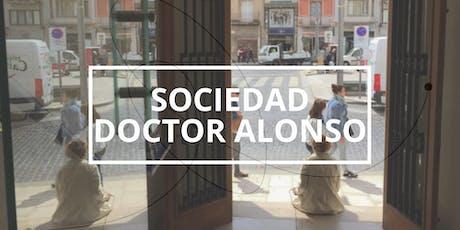 Sociedad Doctor Alonso - MOU 2019 billets