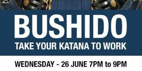 Talk Bushido tickets