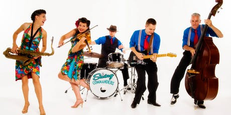 Sunday Lunch with The Swing Commanders tickets