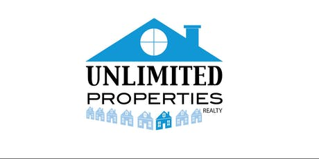 Lunch and Learn with Unlimited Properties Realty and Tina Adams tickets