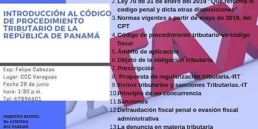 INTRODUCCIÓN AL CÓDIGO TRIBUTARIO PANAMEÑO