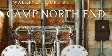 Aug 16: Walking Tour at Camp North End tickets