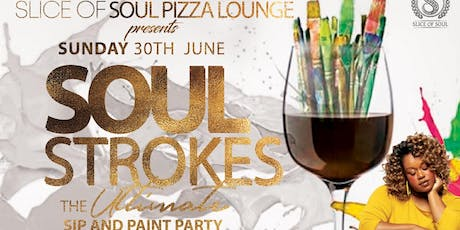 Soul Strokes: The Ultimate Sip & Paint Party tickets