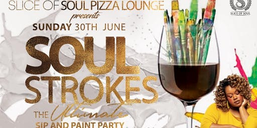 Soul Strokes: The Ultimate Sip & Paint Party