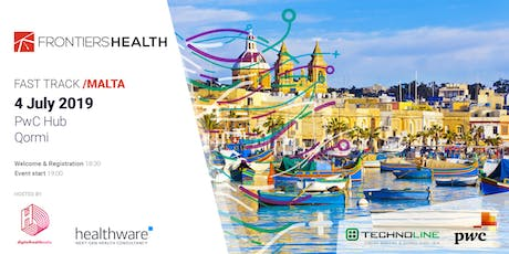 Frontiers Health Fast Track Malta hosted by Digital Health Malta tickets