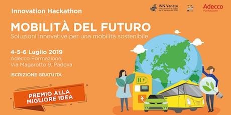 MOBILITA' DEL FUTURO 04-05-06 LUGLIO 2019 biglietti