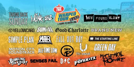 The Warped Tour Band Returns To Revolution Music Hall!