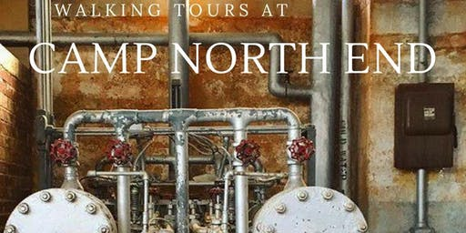 Sept 6: Walking Tour at Camp North End