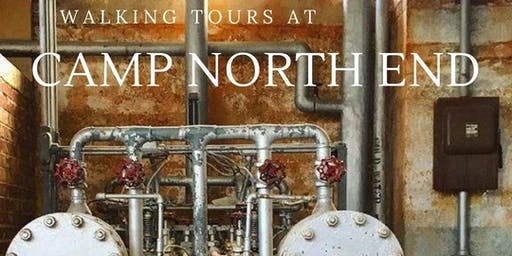 Sept 13: Walking Tour at Camp North End